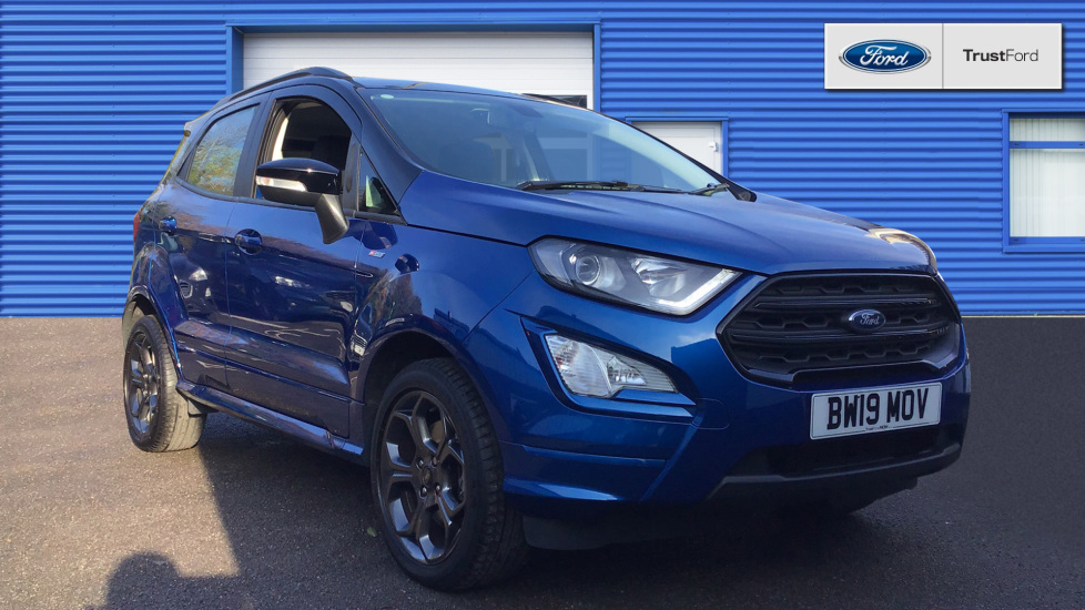 Used Ford ECOSPORT BW19MOV 1