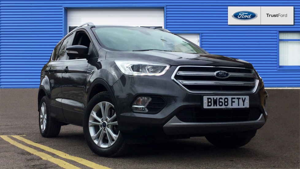 Used Ford KUGA BW68FTY 1