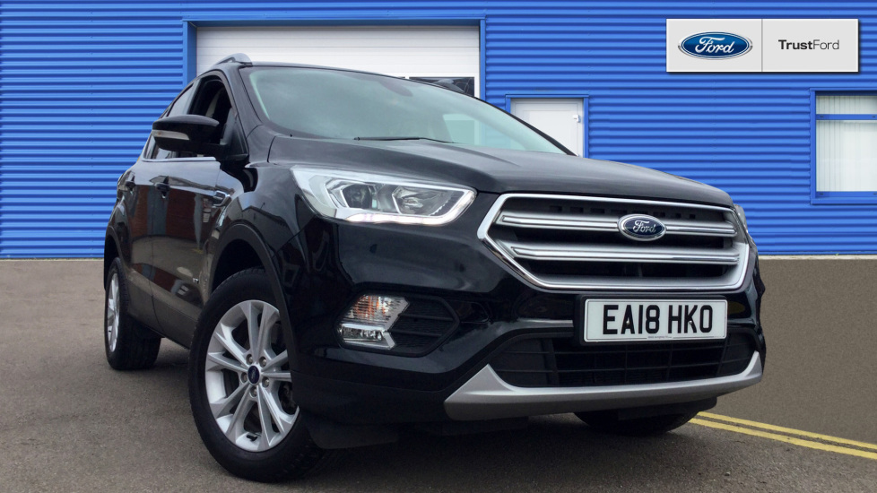 Used Ford KUGA EA18HKO 1