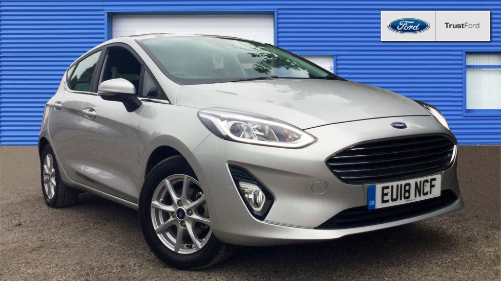 Used Ford FIESTA EU18NCF 1