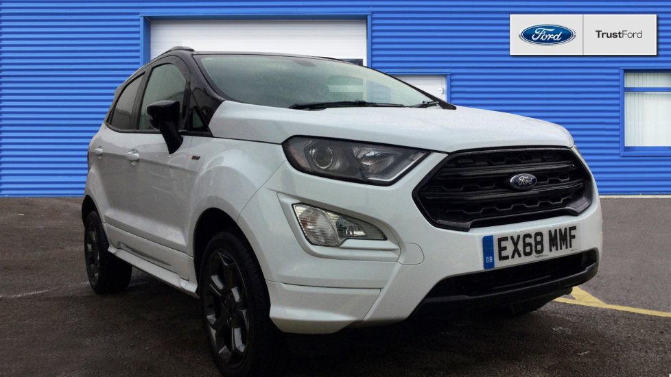 Used Ford ECOSPORT EX68MMF 1