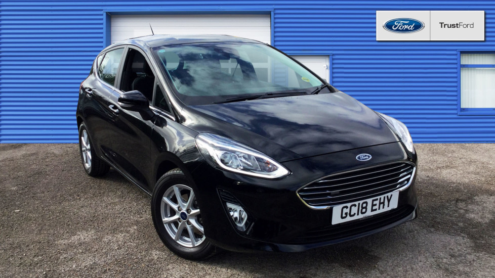 Used Ford FIESTA GC18EHY 1
