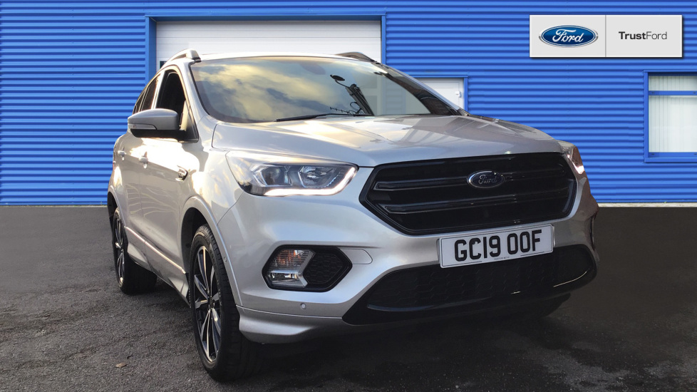 Used Ford KUGA GC19OOF 1