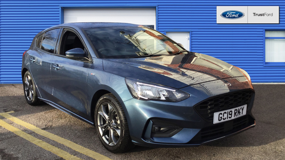 Used Ford FOCUS GC19RKY 1