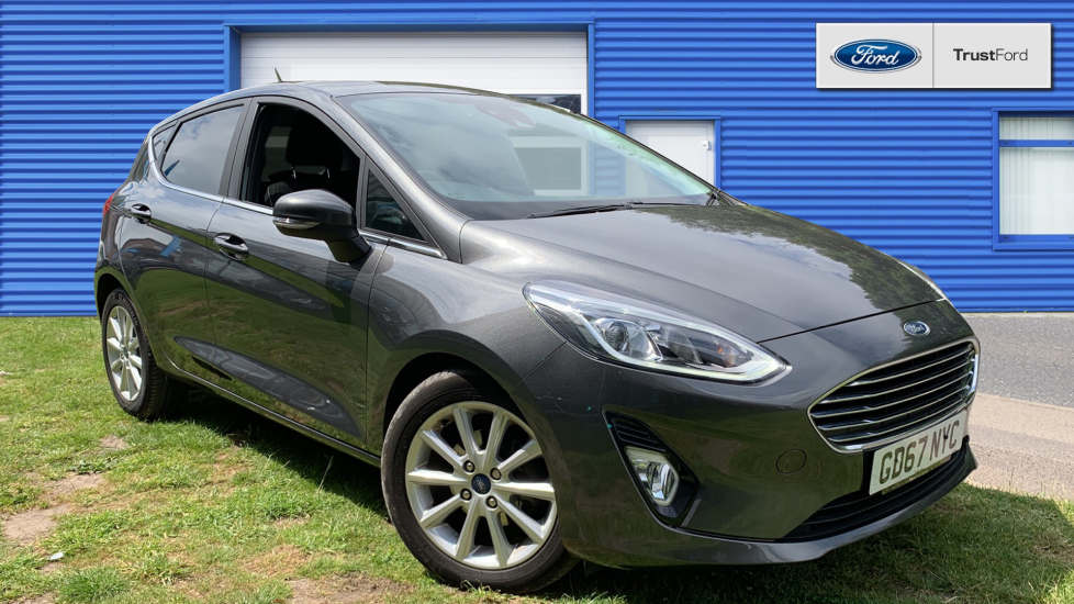 Used Ford FIESTA GD67NYC 1