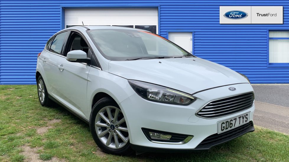 Used Ford FOCUS GD67TYS 1
