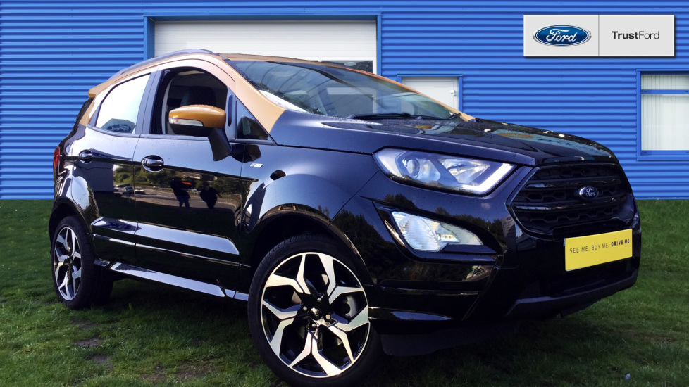 Used Ford ECOSPORT GD68YCS 1