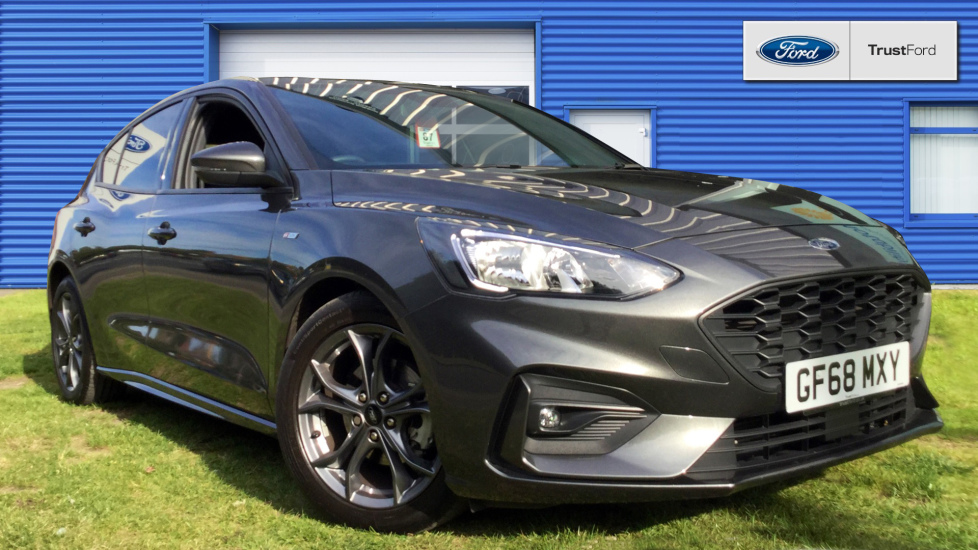 Used Ford FOCUS GF68MXY 1