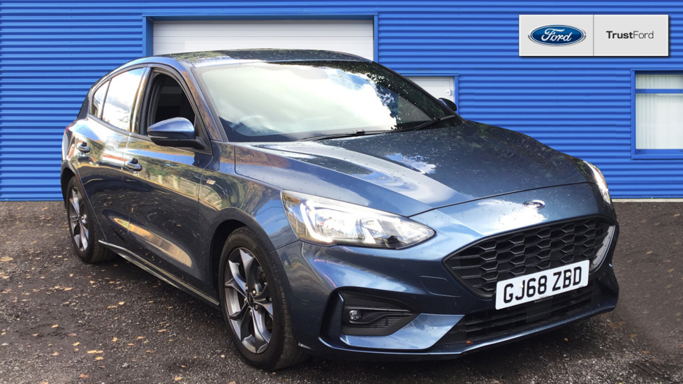 Used Ford FOCUS GJ68ZBD 1