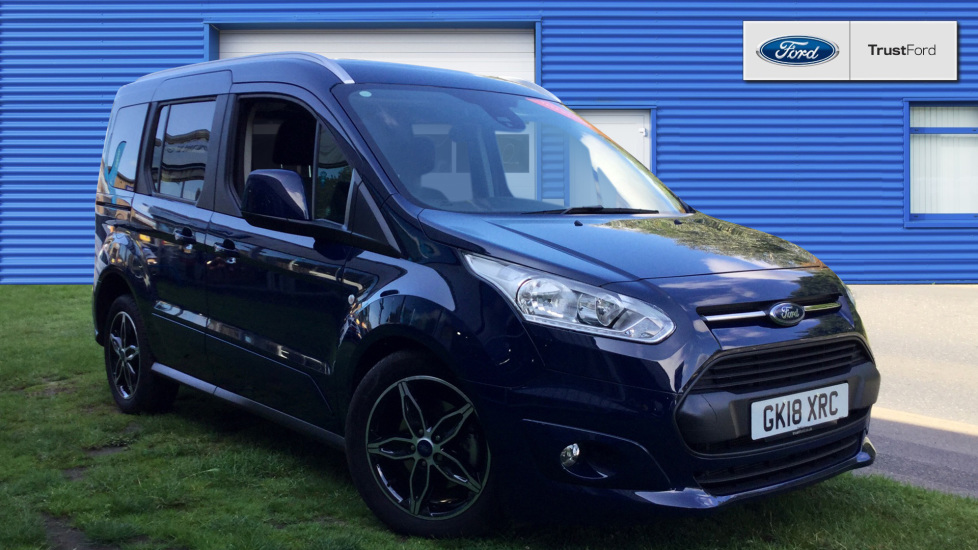 Used Ford TOURNEO CONNECT GK18XRC 1
