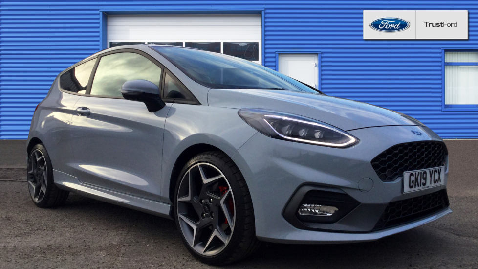 Used Ford FIESTA GK19YCX 1
