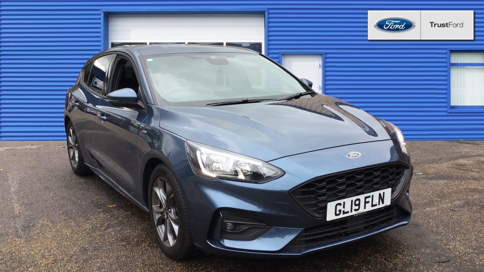 Used Ford FOCUS GL19FLN 1