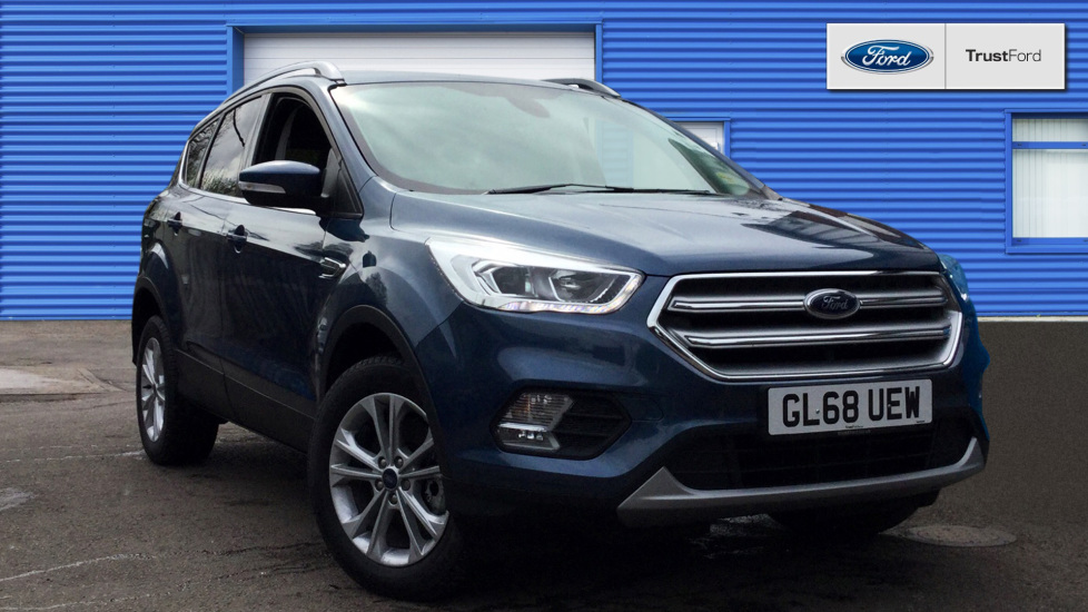 Used Ford KUGA GL68UEW 1