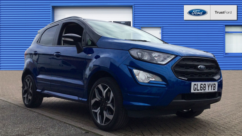 Used Ford ECOSPORT GL68YYB 1