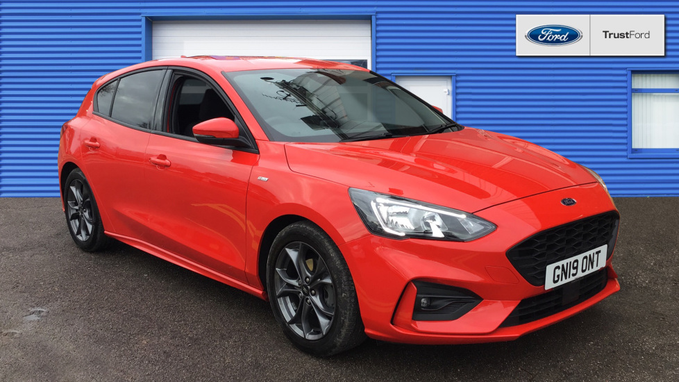 Used Ford FOCUS GN19ONT 1
