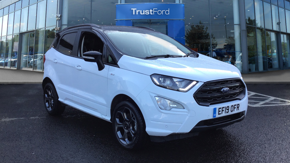 Used Ford ECOSPORT EF19OFR 1