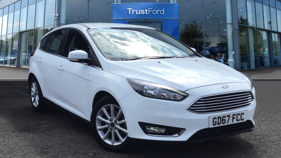 Used Ford FOCUS GD67FCC 1