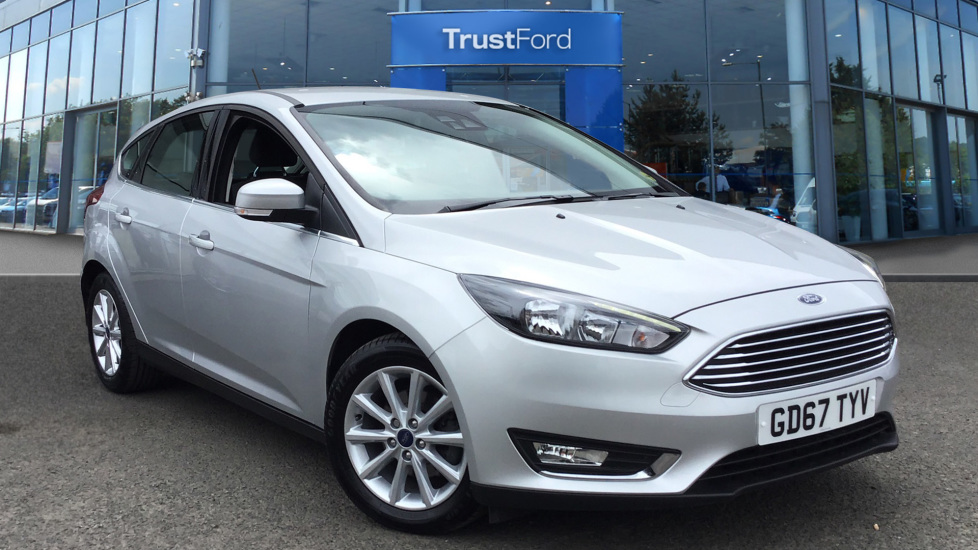 Used Ford FOCUS GD67TYV 1