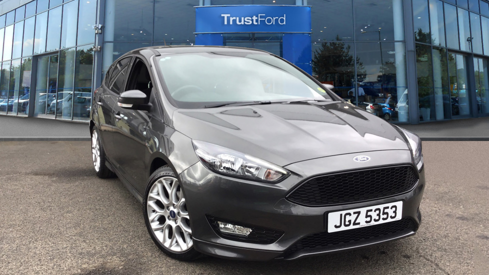 Used Ford FOCUS JGZ5353 1