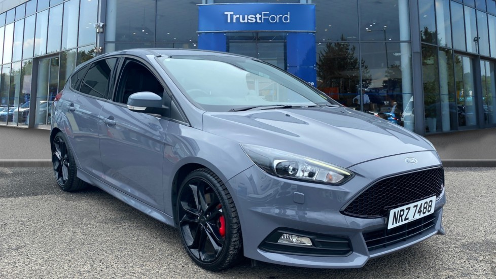 Used Ford FOCUS NRZ7488 1