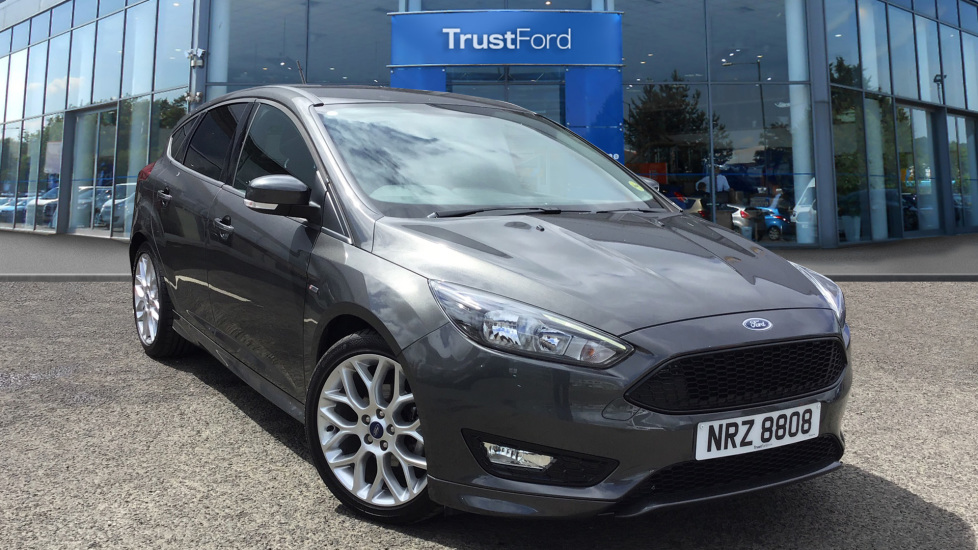 Used Ford FOCUS NRZ8808 1