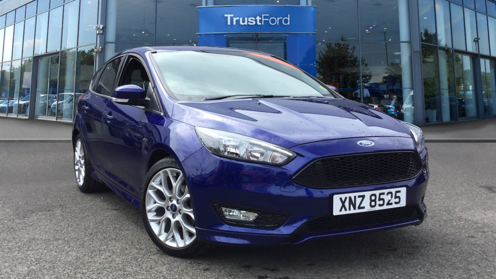 Used Ford FOCUS XNZ8525 1