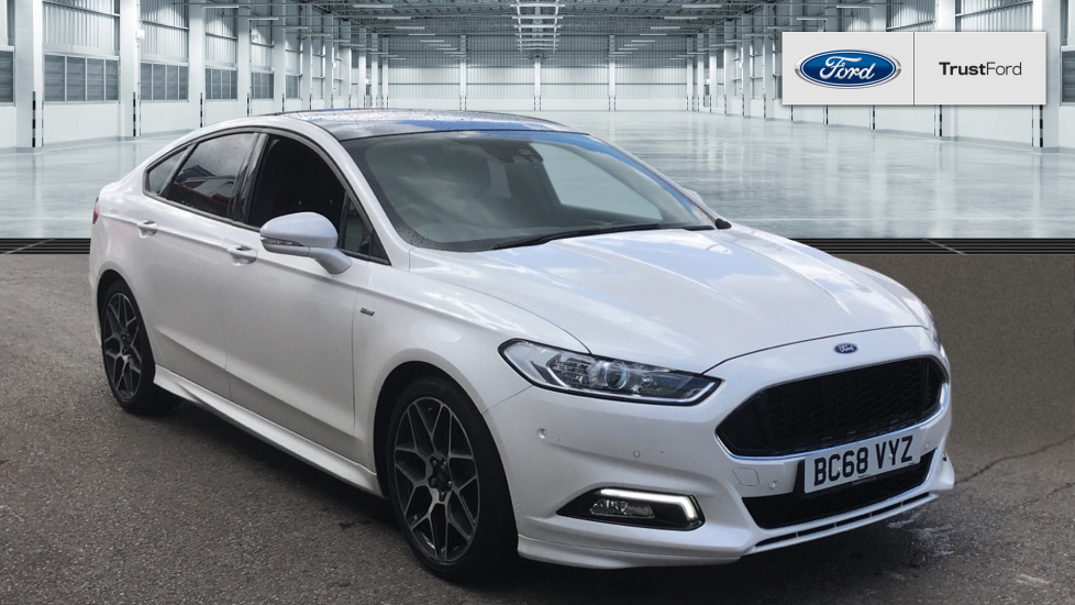 Used Ford MONDEO BC68VYZ 1