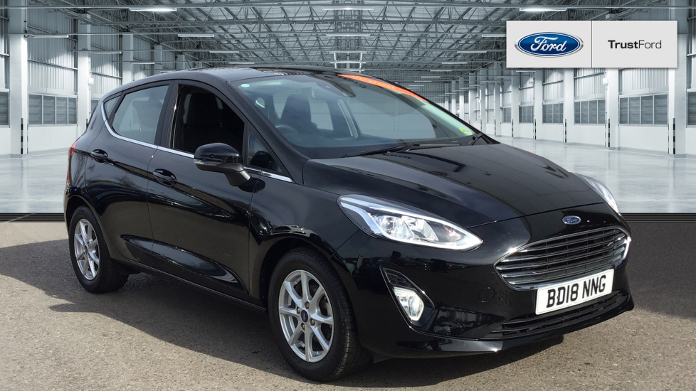 Used Ford FIESTA BD18NNG 1