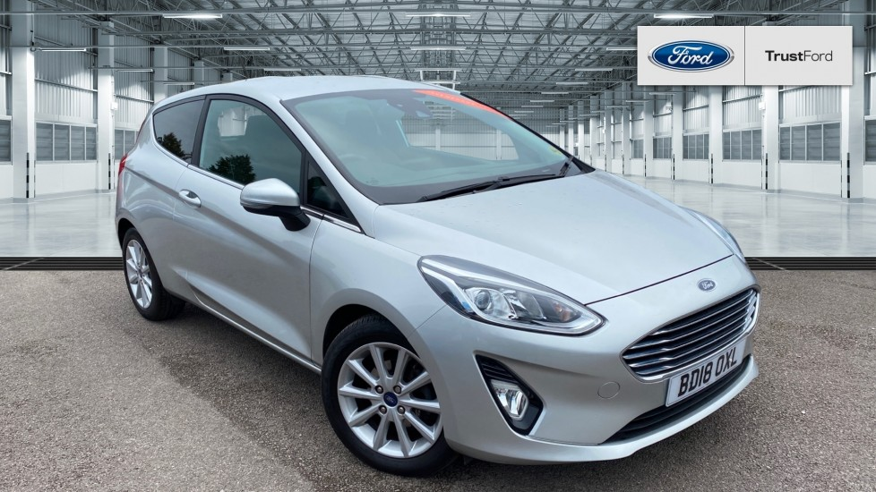 Used Ford FIESTA BD18OXL 1