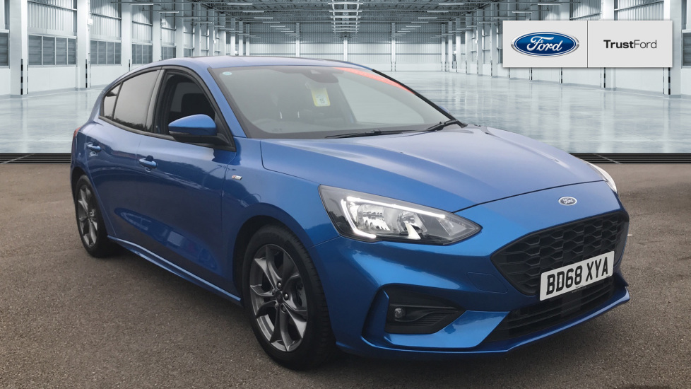Used Ford FOCUS BD68XYA 1