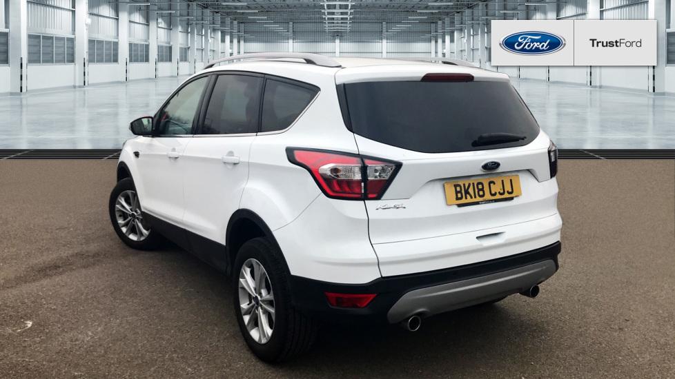 Ford KUGA 2018 - Frozen White   £16,500   Birmingham ...