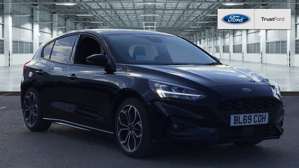 Used Ford FOCUS BL69COH 1