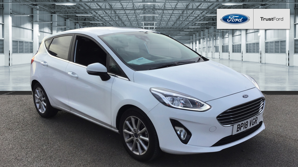 Used Ford FIESTA BP18VGR 1