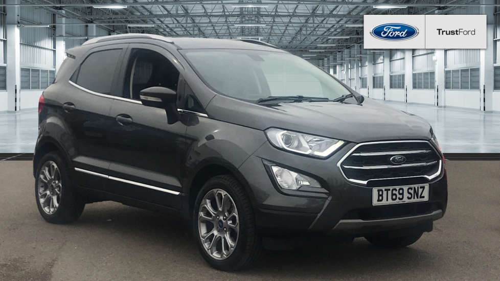 Used Ford ECOSPORT BT69SNZ 1