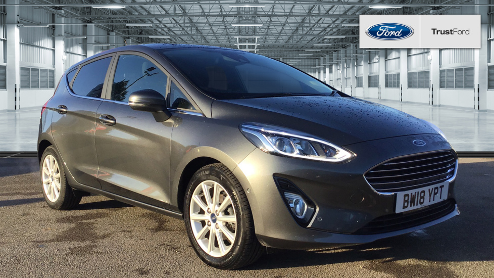 Used Ford FIESTA BW18YPT 1