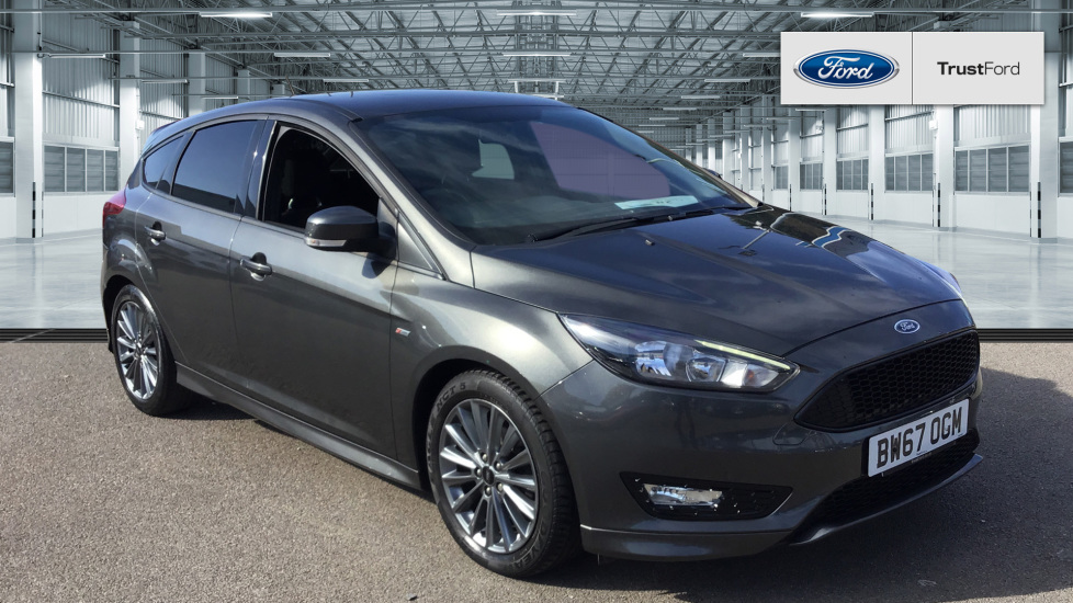 Used Ford FOCUS BW67OGM 1