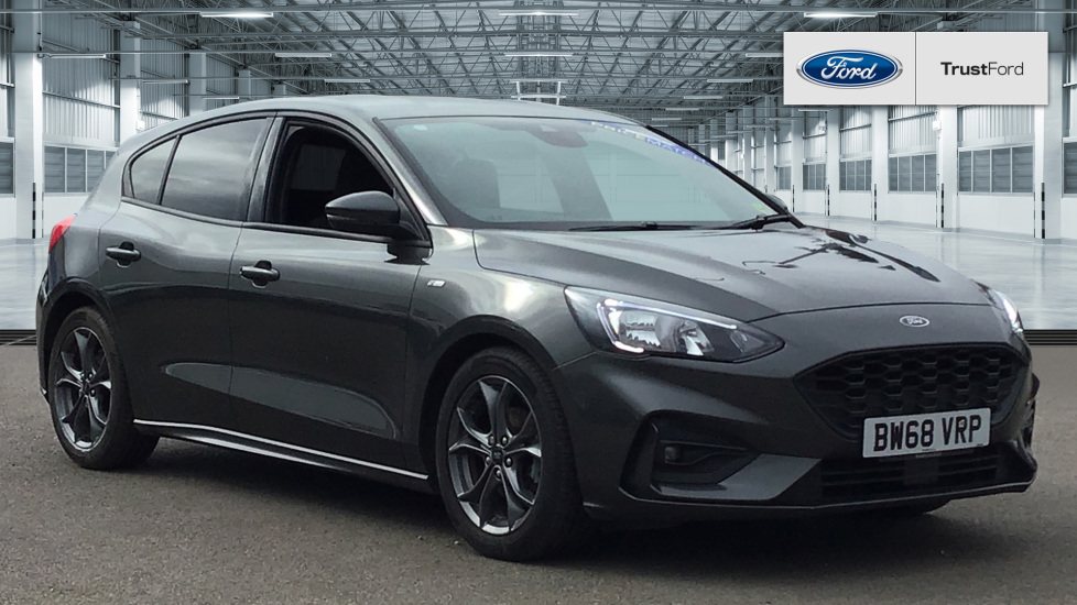 Used Ford FOCUS BW68VRP 1