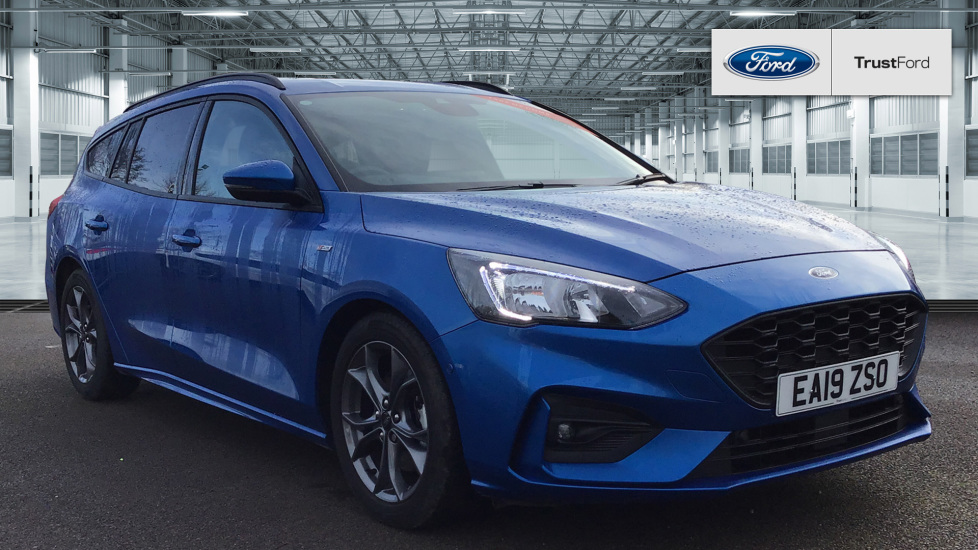 Used Ford FOCUS EA19ZSO 1
