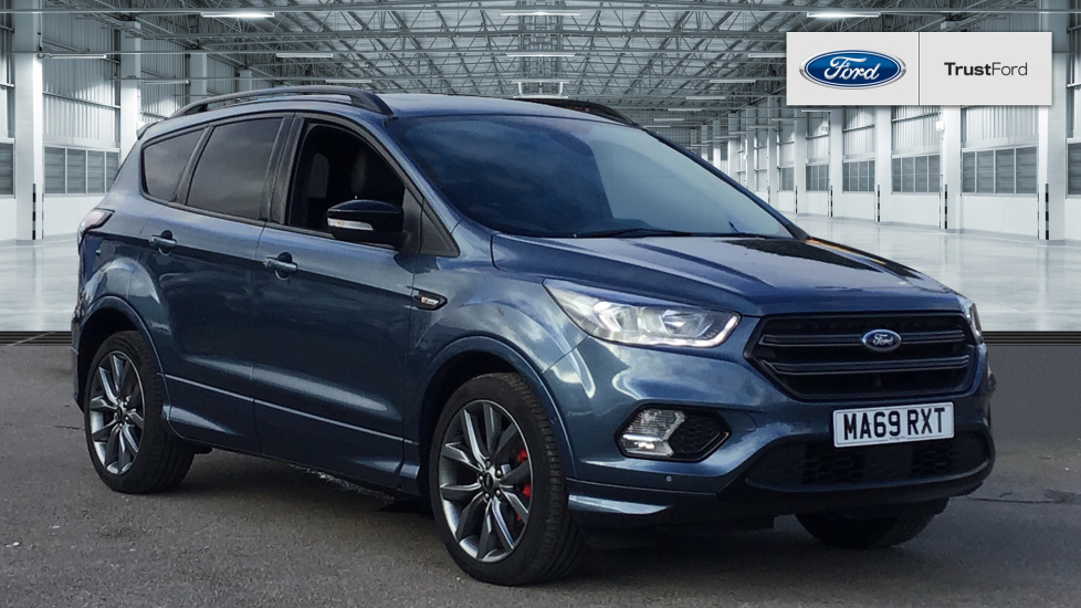 Used Ford KUGA MA69RXT 1