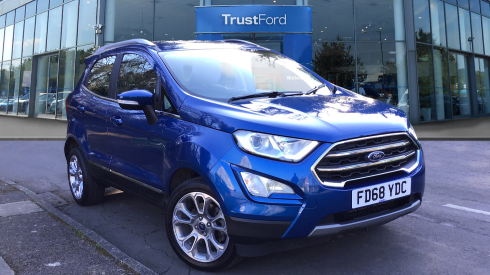 Used Ford ECOSPORT FD68YDC 1