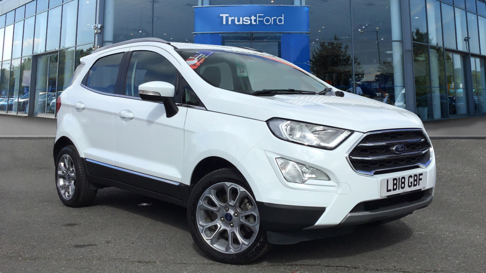 Used Ford ECOSPORT LB18GBF 1