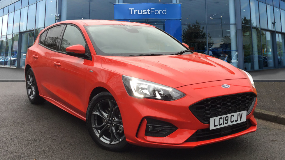 Used Ford FOCUS LC19CJV 1