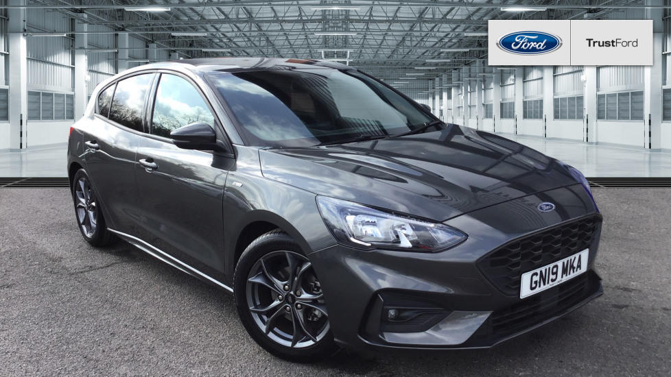 Used Ford FOCUS GN19MKA 1