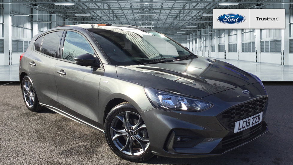 Used Ford FOCUS LC19ZZB 1