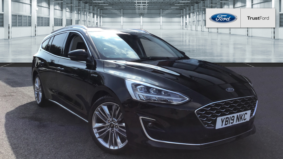 Used Ford FOCUS VIGNALE YB19NKC 1