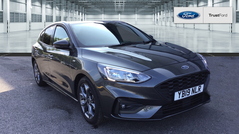 Used Ford FOCUS YB19NLR 1
