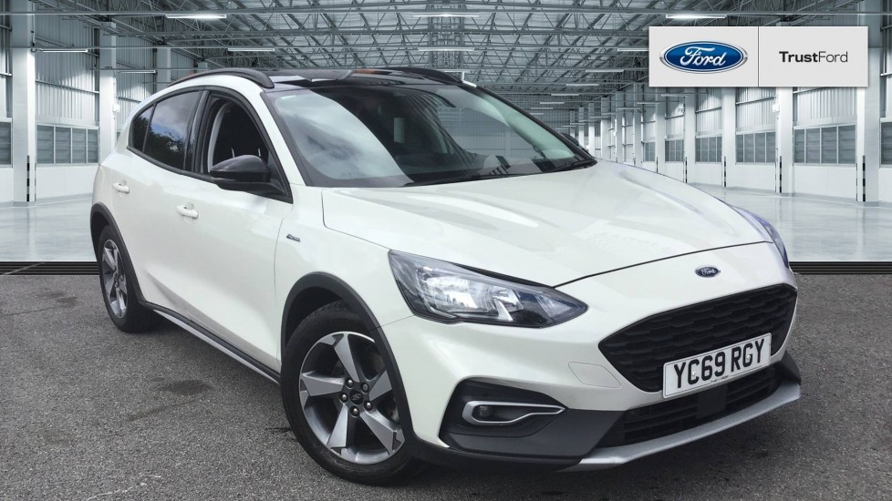 Used Ford FOCUS YC69RGY 1