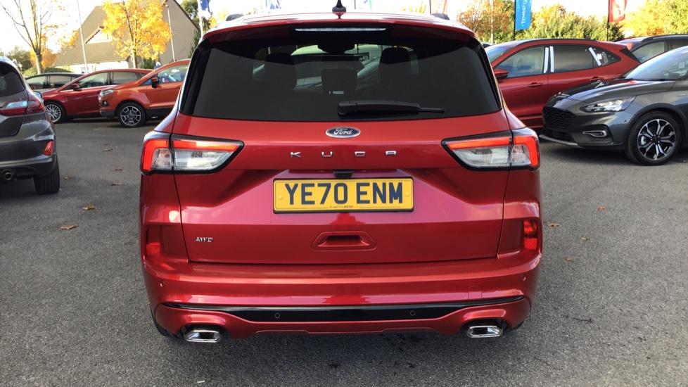 Ford KUGA 2020 - Lucid Red   £29,995   Wakefield   TrustFord