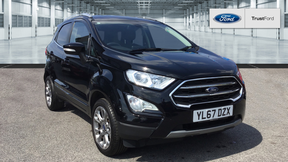 Used Ford ECOSPORT YL67DZX 1