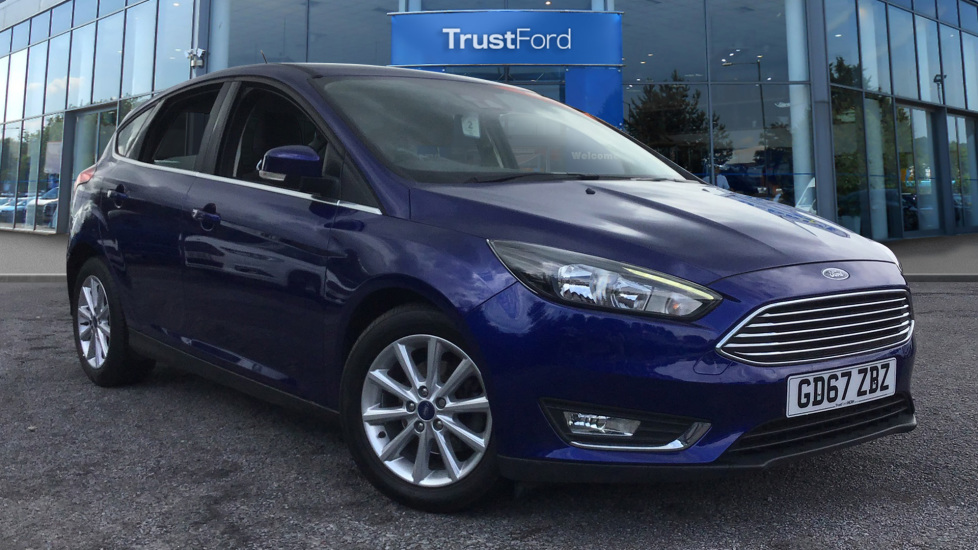 Used Ford FOCUS GD67ZBZ 1